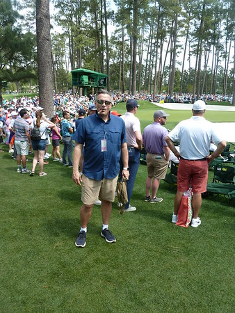 2019 Visit to Augusta National