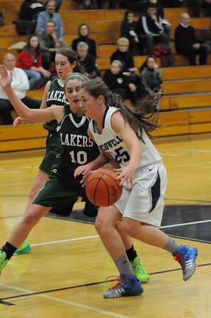 2013-14 McDowell Girls Basketball