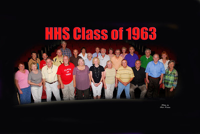Class of 1963 in 2008