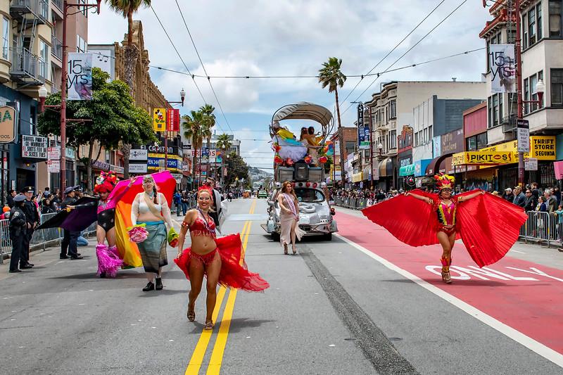 Carnaval SF 2019