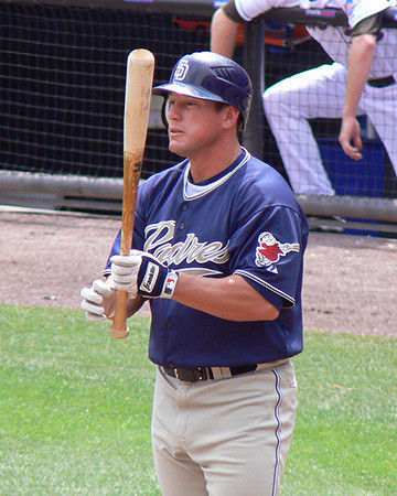 San Diego Padres, August 10, 2006