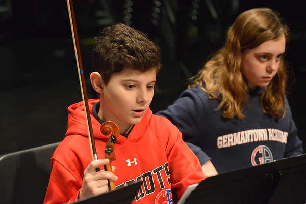 6th Grade Jazz Band at Rowan University