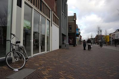 Lokaal Veenendaal - leeg centrum