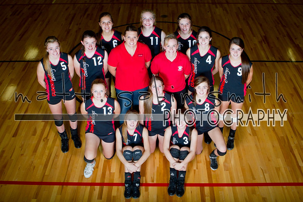 GHS Volleyball