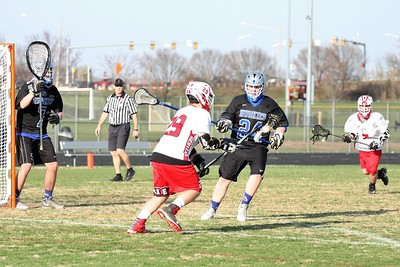 THS Lacrosse Spring 2018