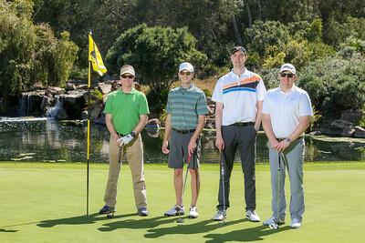 Tuesday: Golf