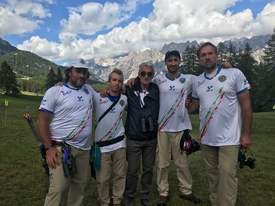 Giorno 4 Eliminatorie e semifinali individuali foto Filippo Corsini