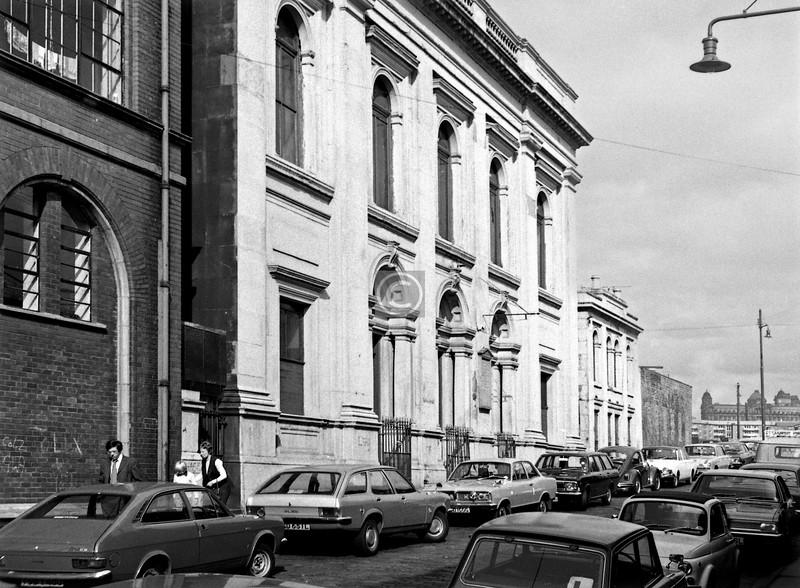 East Campbell St.    September 1973