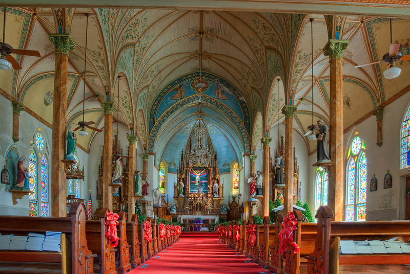 St. Mary In High Hill Texas