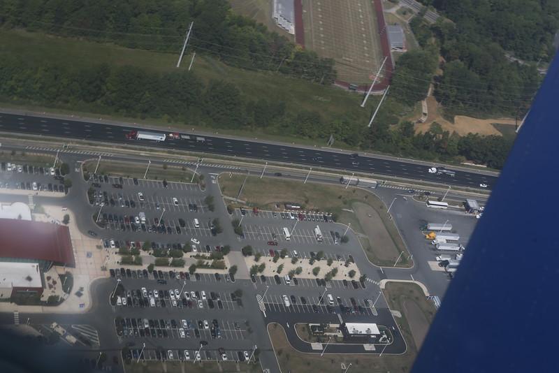 Tesla Superchargers, Newark Delaware, I-95 Rest Stop