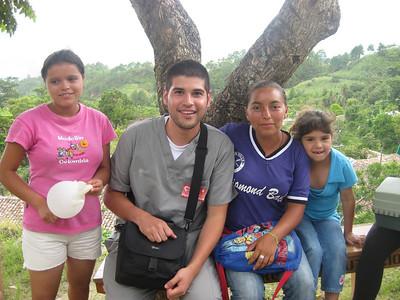 SJSU, Medical, San Antonio Del Oriente, 8/2011