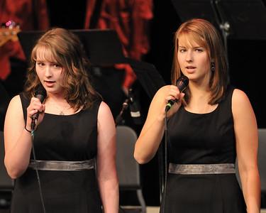 CHS Jazz Choir and Band
