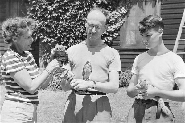 Days Gone By:  Images of Pleasant Valley Wildlife Sanctuary from The Eagle's archives