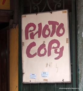 Wandering around Hanoi pt 2 - January 2012
