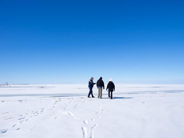 Winter in Manitoba