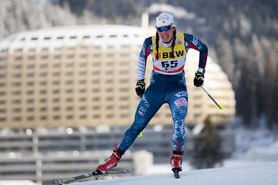 Davos WC - Sprint Qualifier - 12/9/17