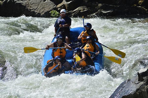 2013 Whitewater Rafting