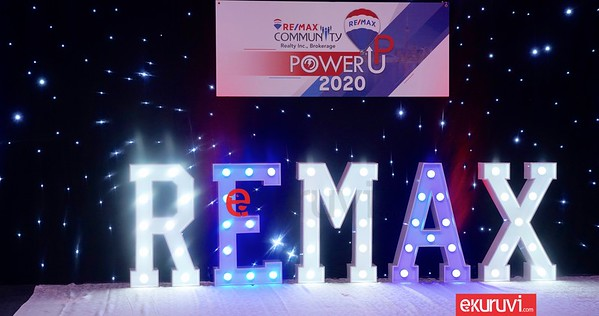 Re/Max Community 's PowerUp 2020   Mar 10,2020