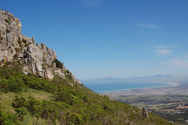 Hermanus, South Africa - Oct 8, 2011