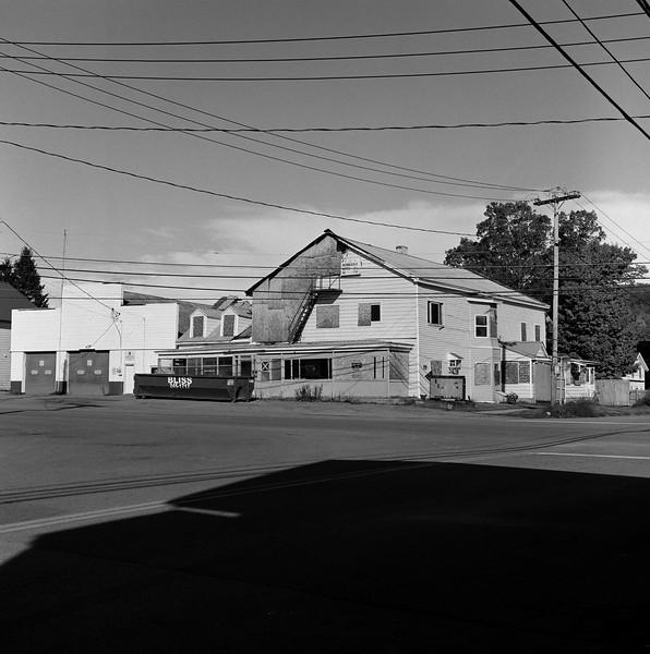 Munnsville Hotel, Munnsville, NY. October 2014