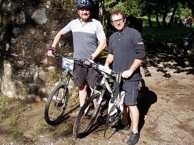 Lachens Mer Mountain Bike Ride