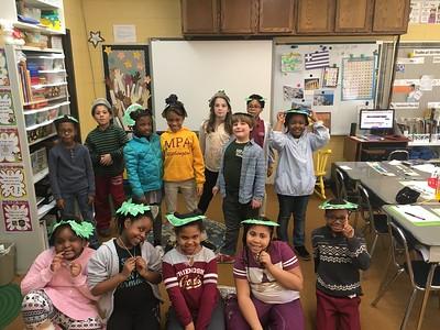 Global Week - Second Grade