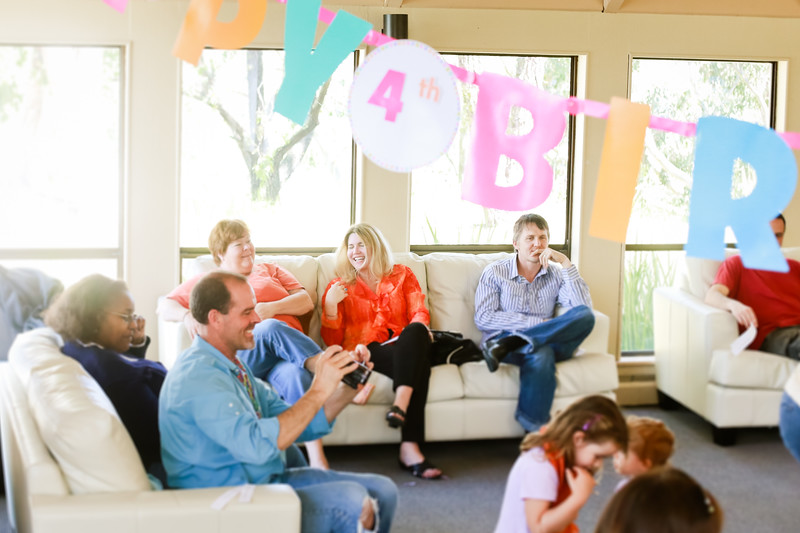 Birthday Party Event Photography