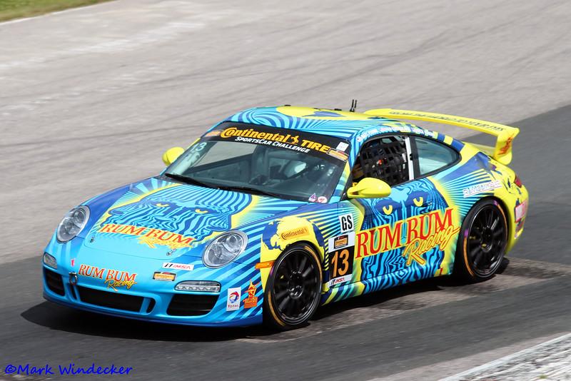 9th GS Matt Plumb/Nick Longhi Porsche 997