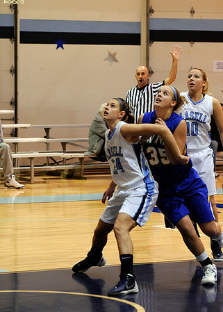 LASELL BASKETBALL SELECTED IMAGES  11.22.2011