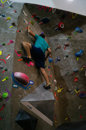 Bouldering Competition Fall 2019