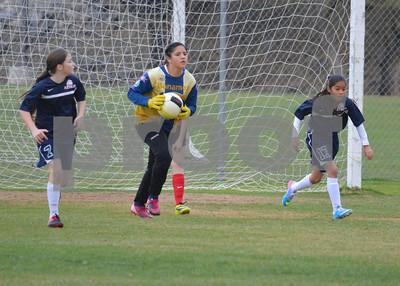 2014 youth soccer Aztecs Ft. Lowell 13U