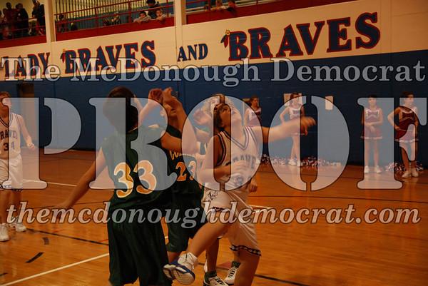 8th Grade vs. Lombard 11-30-06