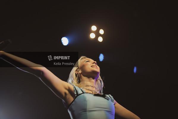 Zara Larsson at Union Transfer - Philadelphia, PA | 05.12.2019