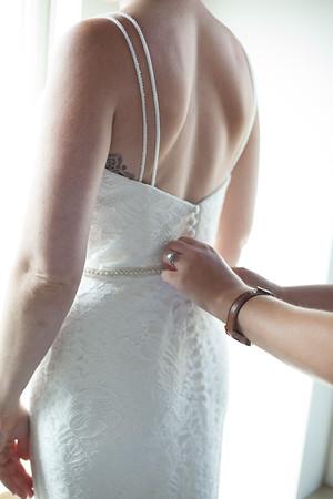 Lauren and Brann's Wedding Day