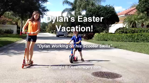 20140424 West Palm, FL - Dylan's Easter Vacation