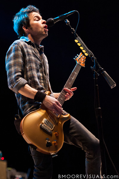 Pete Loeffler of Chevelle performs on December 5, 2010 during 97X Next Big Thing at 1-800-ASK-GARY Amphitheatre in Tampa, Florida