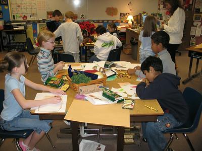 2005/11 -  Drew Mrs. Stavig 3rd Grade Class