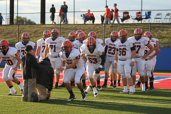 Football:  Wheelersburg At Portsmouth 2013