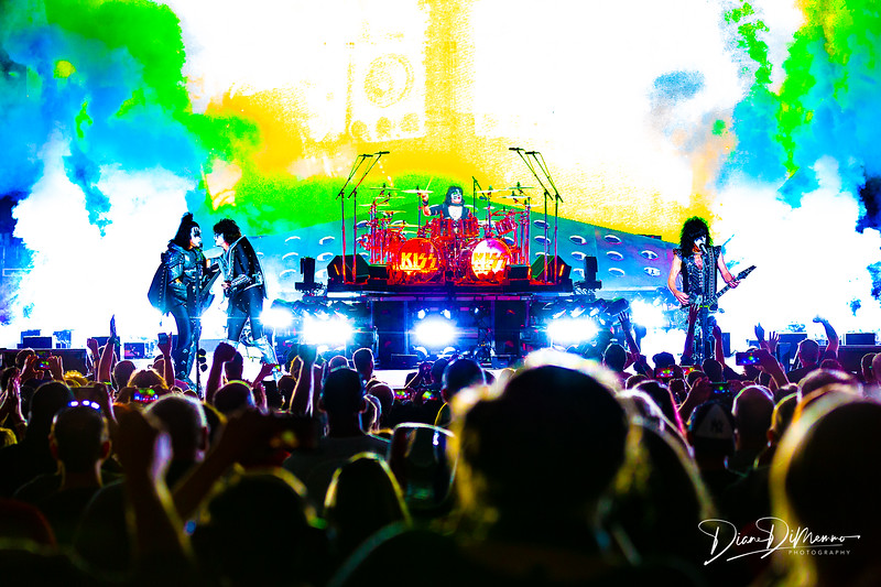 KISS END OF ROAD TOUR PASSES THROUGH SARATOGA SPRINGS NY