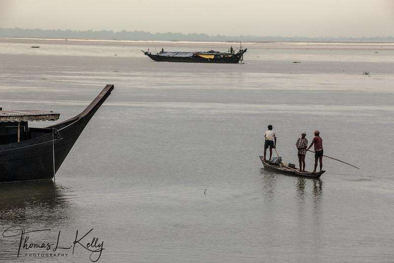Brahamapurtra River