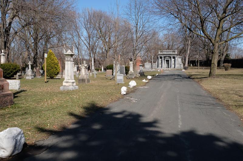 St. James' Cemetery & Crematorium