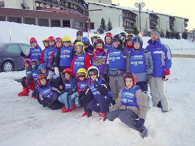 Sneeuwklassen, 6de