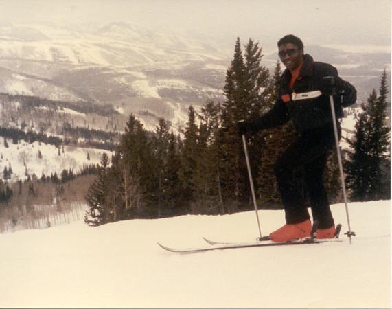 My Ski Trips