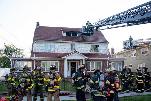 New Hyde Park House Fire 05/12/2020