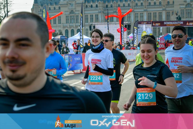 Semimaraton Iasi 2019 - powered by Oxygen