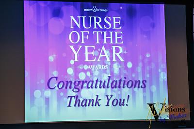 2015 MoD Nurse of the Year Awards