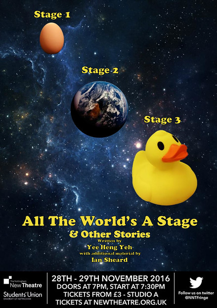 All The World's A Stage & Other Stories poster