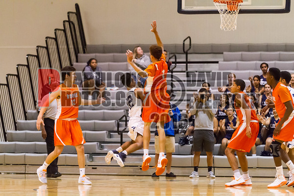 Boys Varsity Basketball #2 - 2016