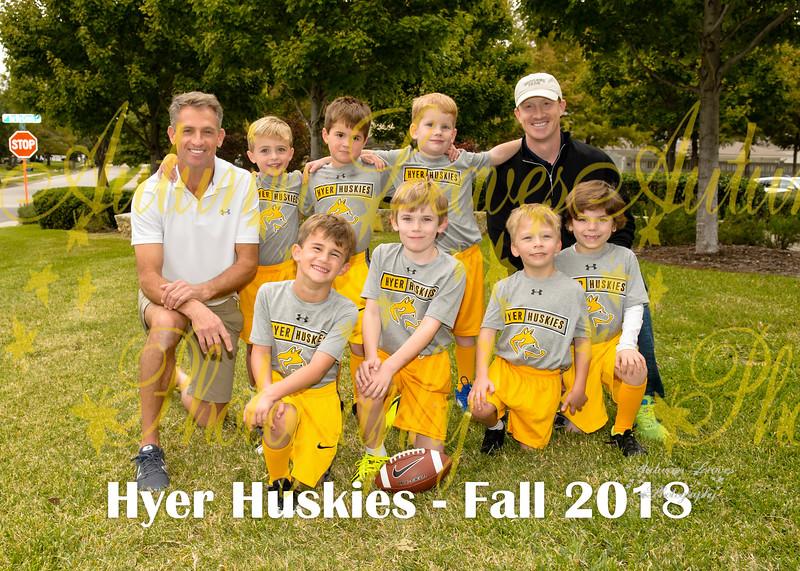 20181022 - # C1 KB Hyer Huskies