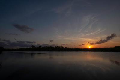 2019 - SUNSET SHOOT LOXAHATCHEE-Everglades